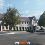 """Головной офис """"Агропромбанк"""", Тирасполь, ул.  Ленина, д. 44"""