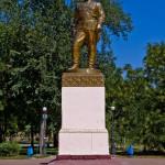Памятник Котовскому Г. И., Тирасполь, ул. парк Победа