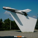Памятник Воинам-авиаторам, Тирасполь, ул.  Юности