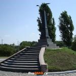 Памятник Русской славы, Бендеры, ул.  Котовского