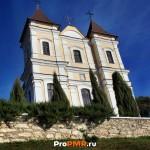 Костел Святого Каэтана, Рашков, дор. главная
