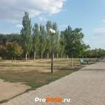 Центральный парк, Тирасполь, ул. 25 Октября