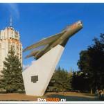 Сквер Авиаторов, Тирасполь, ул.  Юности