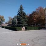 Мемориал военной славы, Парканы, ул.  Благоева