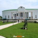 Потёмкинская колоннада, Бендеры, ул.  Ермакова