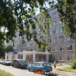 Поликлиника №1, Тирасполь, ул. Краснодонская , д. 68