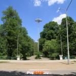 Городской парк, Каменка, ул.  Ленина