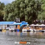 """Бар """"7 футов"""", Тирасполь, ул. 25 Октября"""