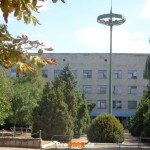 Районная центральная больница, Каменка, ул.  Кирова