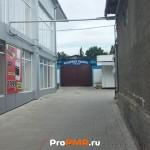 Вещевой рынок, Бендеры, ул. Советская