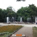 Парк Ленинского комсомола, Бендеры, ул.  Сергея Лазо